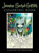 Jasmine Becket - Griffith Coloring Book